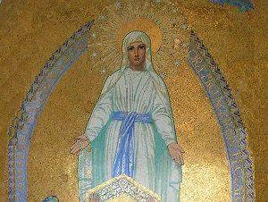 11月21日 聖マリアの奉献