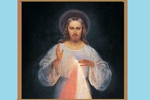 4月28日 復活節第2主日 (神のいつくしみの主日)
